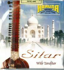 More details for fair trade full set of 18 top branded karuna indian sitar strings 7+11 string