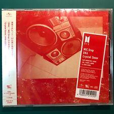 BTS MIC DROP/DNA/CRYSTAL SNOW Regular CD JAPAN LIMITED EDITION KPOP