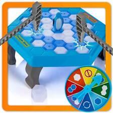 ORIGINAL Rettet den Pinguin Familienspiel - Gesellschaftsspiel Spiel für Kinder