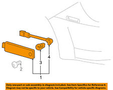 GM OEM-Side Marker Lamp Right 25998290