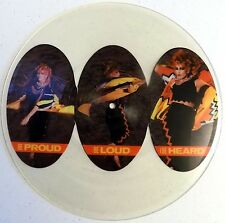 """Toyah - Be Proud Be Loud Be Heard - 12"""" Picture Disc - 1982 - UK - NEW"""