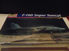 Revell F-14D Super Tomcat No. 85-4729 NIB Factory Sealed 1/48