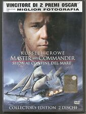 DVD Master & Commander - Sfida ai confini del mare. Russell Crowe