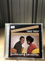 Audio CD Marvin Gaye & Kim Weston. Take Two Plus
