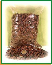Bonsai Pinienrinde 30 Liter Terrarien Schildkröten 7-15 mm Bodengrund Einstreu