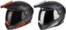 Scorpion ADX 1 Dual Enduro Klapphelm Motorradhelm Offroad Sturzhelm matt