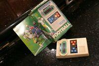 MATTEL FOOTBALL  Vintage Electronic Handheld Tabletop Video game ✨TESTED✨