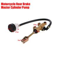 Rear Brake Master Cylinder Set For Kawasaki KLX250 KLX250R KLX300R KLX650R 93-07