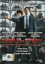 Shield of Straw (2013) Japan Movie DVD English Sub Region 0 _ Takao Osawa