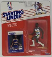 Starting Lineup Michael Adams 1988 action figure