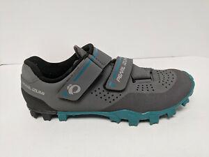Pearl iZumi X-Alp Divide Cycling Shoe, Grey, Womens 7.5 M (EU 39)