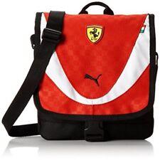 PUMA PMMO1025RED FERRARI PORTABLE Red Shoulder Bag