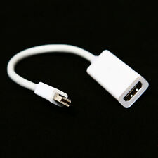 Mini Display Port DP To HDMI Adapter For Mac Book Pro Air Apple Tab New Speedy