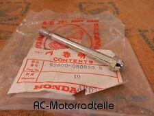 Honda CB 750 F1 F2 Chrom Schraube Haltebügel Befestigung Bolt Rear