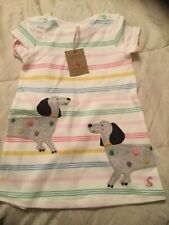 joules baby girl dress brand new  9-12 months with tags