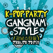 Various Artists, K-P - Gangnam Styletribute to Psy [New CD] Manufactured