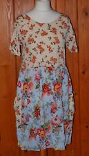 ASOS Tall, Ladies, Light, Floral, Casual, Party, Beach, Dress, size 12 (40)
