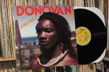 "DONOVAN ""Banzani-!"" 1989 Mango LP (sly & robbie/skully)"
