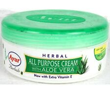 AYUR HERBAL ALL PURPOSE CREAM WITH ALOE VERA FOR SKIN TIGHTENING PACK OF 6