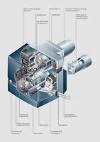 Weishaupt Ölbrenner WL5 1-B neu Brenner Öl Heizung