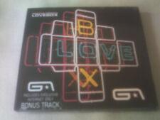 GROOVE ARMADA - LOVEBOX - 12 TRACK CD ALBUM