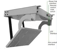 Remote 26--32 inch LCD TV Ceiling Lift Hanger Electric Turner Bracket  A