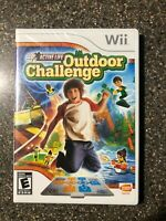 Wii Active Life Outdoor Challenge (Game only) - Nintendo Wii Brand New Sealed