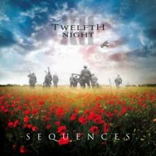 TWELFTH NIGHT - SEQUENCES SEALED DIGI PAK CD 2018 TIMLESS PROGRESSIVE ROCK