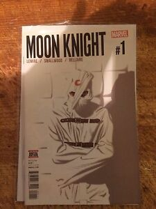 Moon Knight # 1 Regular Cover NM Marvel 1st Printing