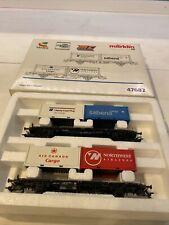 marklin ho freight cars 47682 new in box