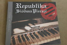Republika - Siódma Pieczęć CD NEW SEALED DIGIPACK