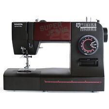 Toyota black Super Jeans 26 Sewing Machine