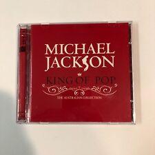 Michael Jackson - King of Pop: Australian Collection 2 CD's