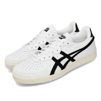 Asics Onitsuka Tiger GSM White Black Men Women Unisex Casual Shoes 1183A647-100