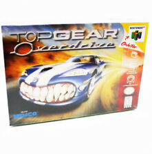 Top Gear Overdrive Nintendo 64 N64 1998 BRAND NEW FACTORY SEALED FAST SHIPPING