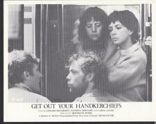 Carole Laure Gérard Depardieu Get Out Your Handkerchiefs 1978 movie photo 41564