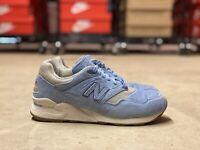 New Balance 878 Pastel Womens Running Shoe Baby Blue/White ML878OSA NEW Sz 6.5