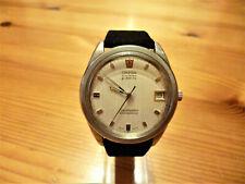 Omega Elektronic F 300 Hz Seamaster Chronometer Herren Armbanduhr Vintage