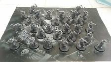 Chaos Space Marines Khorne Cultists Bloodreavers x30 Warhammer 40k DESCRIPTION