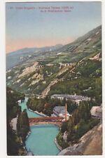 Switzerland, Unter Engadin, Kurhaus Tarasp m.d. Rhatischen Bahn Postcard, B361