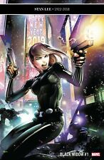 BLACK WIDOW #1 (2019) - Regular Cover - New Bagged & Boarded