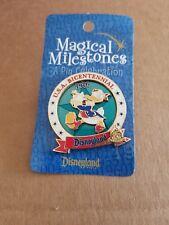 Disneyland Magical Milestones Pin Collection USA Bicentennial Disneyland Resort