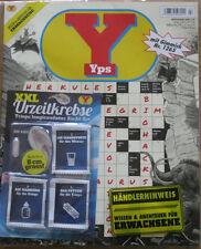 """YPS 1265 = 3/2014 OVP mit Gimmick """"XXL Urzeitkrebse"""""""