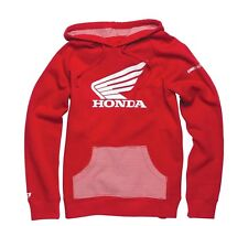 *CLOSEOUT* NWT LADIES ONE INDUSTRIES HONDA SHARP HOODIE RED size L