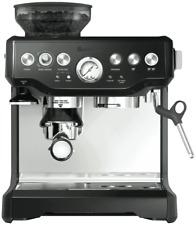 NEW Breville BES870BKS the Barista Express Coffee Machine - Black Sesame