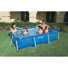 INTEX 28270NP - Planschbecken - Rectangular Frame Pool -  220 x 150 x 60 cm