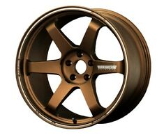 RAYS VOLK TE37 ULTRA Forged Wheels Bronze rims 8.5J-19 +35 for EVO.X from JAPAN