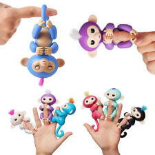 Alientech Interactive Pet Electronic Monkey Sound Finger Motion Hanger Toy Gift