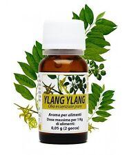 YLANG YLANG olio essenziale 10 ml - Salus in erbis