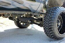 PMF Ford F-250/350 Adjustable 3-Link Arms, Radius Arm Drop/4-Link Alternative!